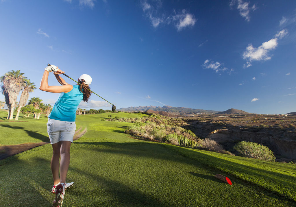 Golf en Tenerife - GF Victoria ***** GL