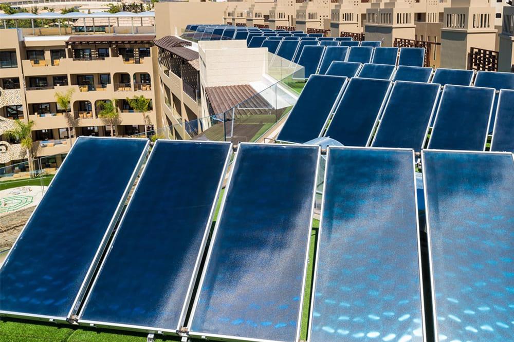 Sostenibilidad Medio Ambiente - GF Victoria - Tenerife